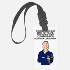 Navy-Humor-Ensigns-Poster-E9.gif Luggage Tag