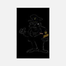 Navy-Humor-Just-Work-Poster-E9.gi Rectangle Magnet