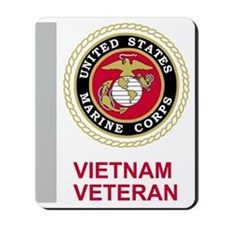 USMC-Vietnam-Veteran.gif Mousepad