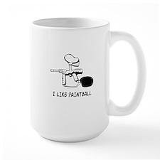 I Like Paintball Mug