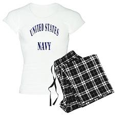 Navy-Logo-11-Blue-Bonnie.gi Pajamas