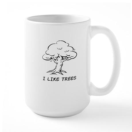 I Like Trees Mug