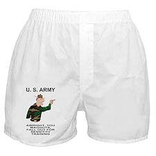 Army-Humor-Sensitivity-Poster.gif Boxer Shorts