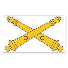 Army-Artillery-Branch-Insignia Decal