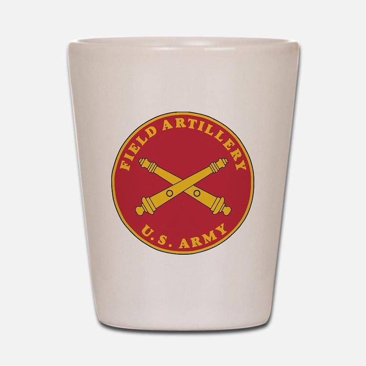 Army-Artillery-Branch-Plaque-Bonnie.gif Shot Glass