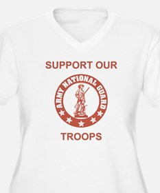 ARNG-Support-Salm T-Shirt