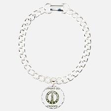 ARNG-Support-Avocado.gif Charm Bracelet, One Charm