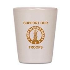 arng-support-gold.gif Shot Glass
