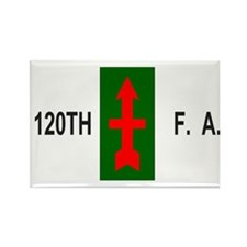 ARNG-120th-FA-Mesh-Cap.gif Rectangle Magnet