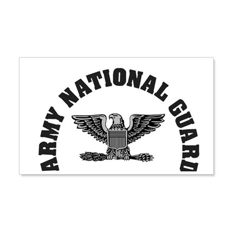 ARNG-Col.gif 20x12 Wall Decal
