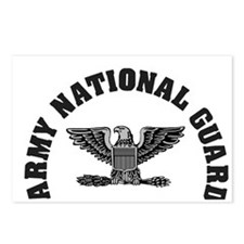 ARNG-Col.gif Postcards (Package of 8)