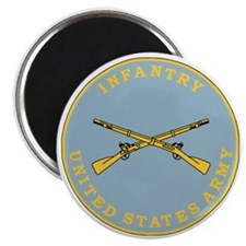 Army-Infantry-Branch-Plaque-Bonnie.gif Magnet
