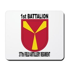 377th Field Regiment Mousepad