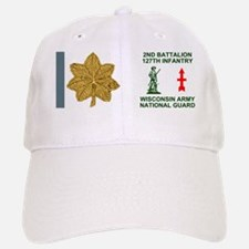 ARNG-127th-Infantry-Maj-Mug.gif Baseball Baseball Cap