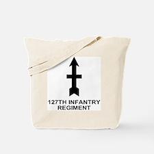 ARNG-127th-Infantry-Shirt-11-Black.gif Tote Bag