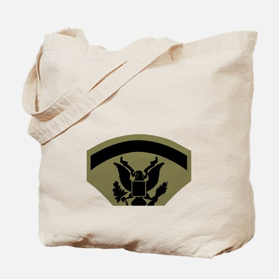 Army-Spec5-Subdued.gif Tote Bag