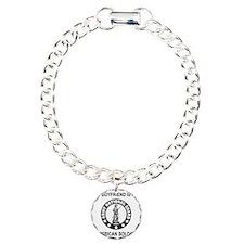 ARNG-My-Boyfriend.gif Charm Bracelet, One Charm
