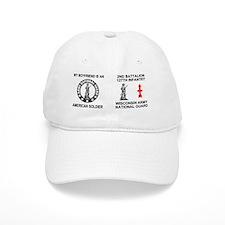 ARNG-127th-Infantry-My-Boyfriend-Mug.gif Baseball Cap
