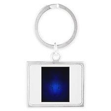 Blue Malaki Keychains