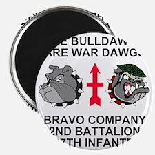 ARNG-127th-Infantry-B-Co-Shirt-5.gif Magnet