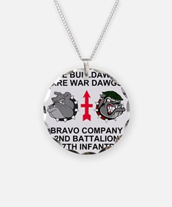 ARNG-127th-Infantry-B-Co-Shi Necklace