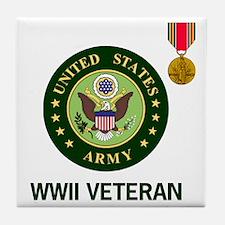 Army-WWII-Shirt-2.gif Tile Coaster