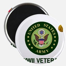 Army-WWII-Shirt-2.gif Magnet