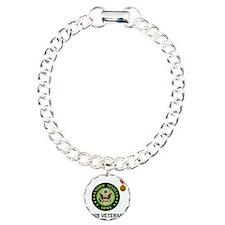 Army-WWII-Shirt-2.gif Charm Bracelet, One Charm
