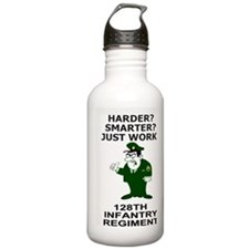ARNG-128th-Infantry-Ju Water Bottle