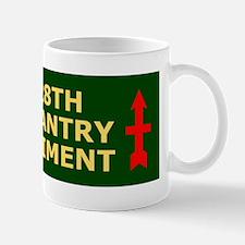 ARNG-128th-Infantry-LtCol-Bumpersticker Mug