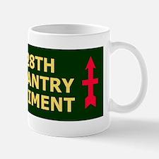 ARNG-128th-Infantry-PV2-Bumpersticker.g Mug