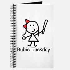 Softball - Rubie Tuesday Journal