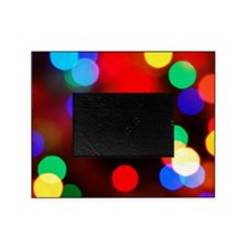 Christmas lights Picture Frame
