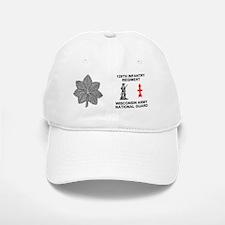 ARNG-128th-Infantry-LtCol-Mug.gif Baseball Baseball Cap