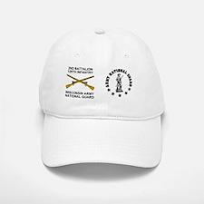 ARNG-128th-Infantry-2nd-Bn-Mug-2.gif Baseball Baseball Cap