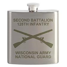 ARNG-128th-Infantry-2nd-Bn-Shirt-6-Avocado.g Flask