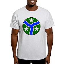 ARNG-278th-Armored-Cav-Reg-Bonnie.gi T-Shirt