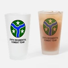 ARNG-278th-RCT-Shirt.gif Drinking Glass