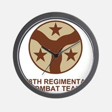 ARNG-278th-RCT-Shirt-Subdued.gif Wall Clock