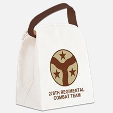 ARNG-278th-RCT-Shirt-Subdued.gif Canvas Lunch Bag