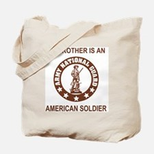 ARNG-My-Brother-Brown.gif Tote Bag