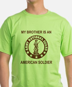 ARNG-My-Brother-Brown.gif T-Shirt