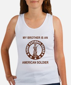ARNG-My-Brother-Brown.gif Women's Tank Top