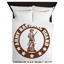 ARNG-My-Brother-Brown.gif Queen Duvet