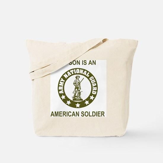 ARNG-My-Son-Avocado.gif Tote Bag