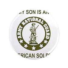 """ARNG-My-Son-Avocado.gif 3.5"""" Button"""