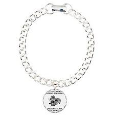 ARNG-128th-Infantry-2nd- Charm Bracelet, One Charm