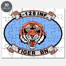 ARNG-128th-Infantry-2nd-Bn-Tiger-Bn-Orange. Puzzle