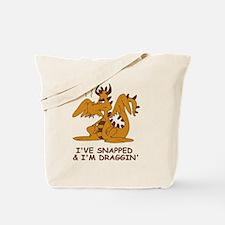 Misc-Snapdragon-Shirt-2-Gold.gif Tote Bag