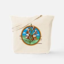 Misc-Snapdragon-Shirt-3-Back-BrownGold.gi Tote Bag